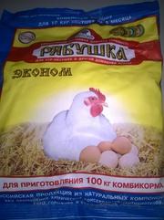 Витаминно-минеральн. добавка для кур-несушек и др. с/х птиц,  Рябушка